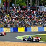 Événements motos au Mans - Programme de l'année 2017