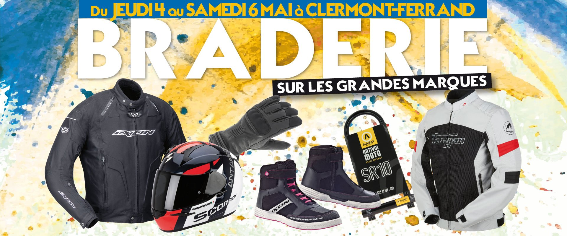 Braderie Cardy Clermont