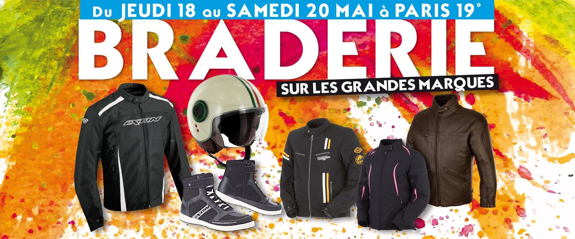 Braderie Cardy Paris 19