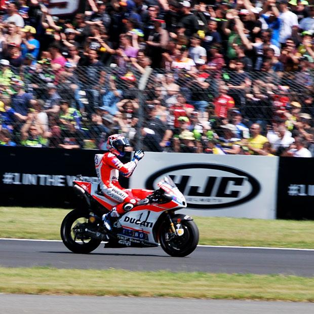 MotoGP du Mans 2017