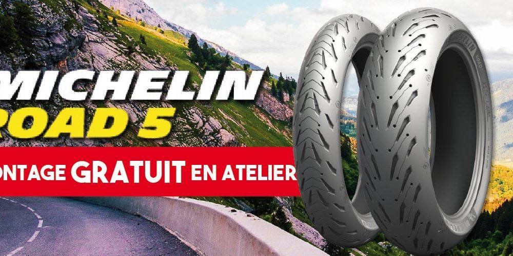 Promo Michelin Road 5