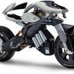 Yamaha Motoroid : moto électrique autonome