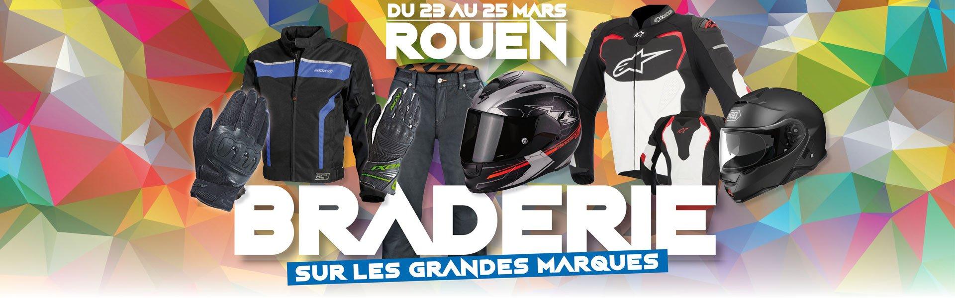 Braderie Cardy Rouen 2018