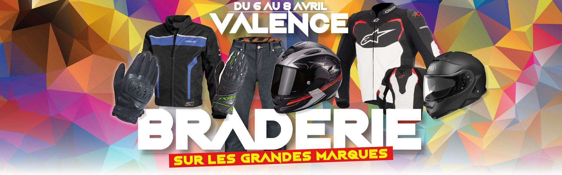 Braderie Cardy Valence 2018