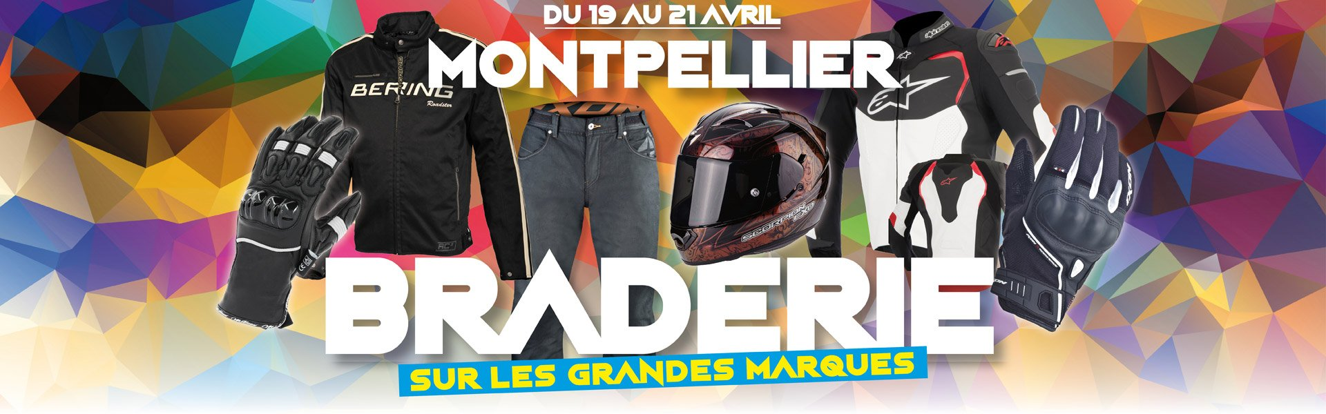 Braderie Cardy Montpellier 2018