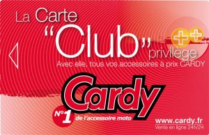 carte club cardy