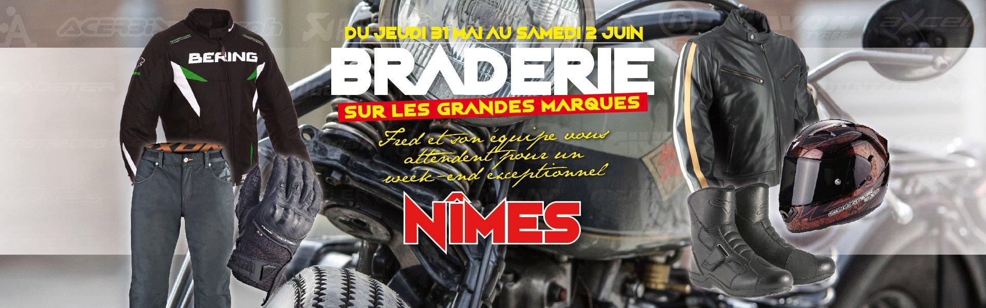 Braderie Cardy Nimes 2018