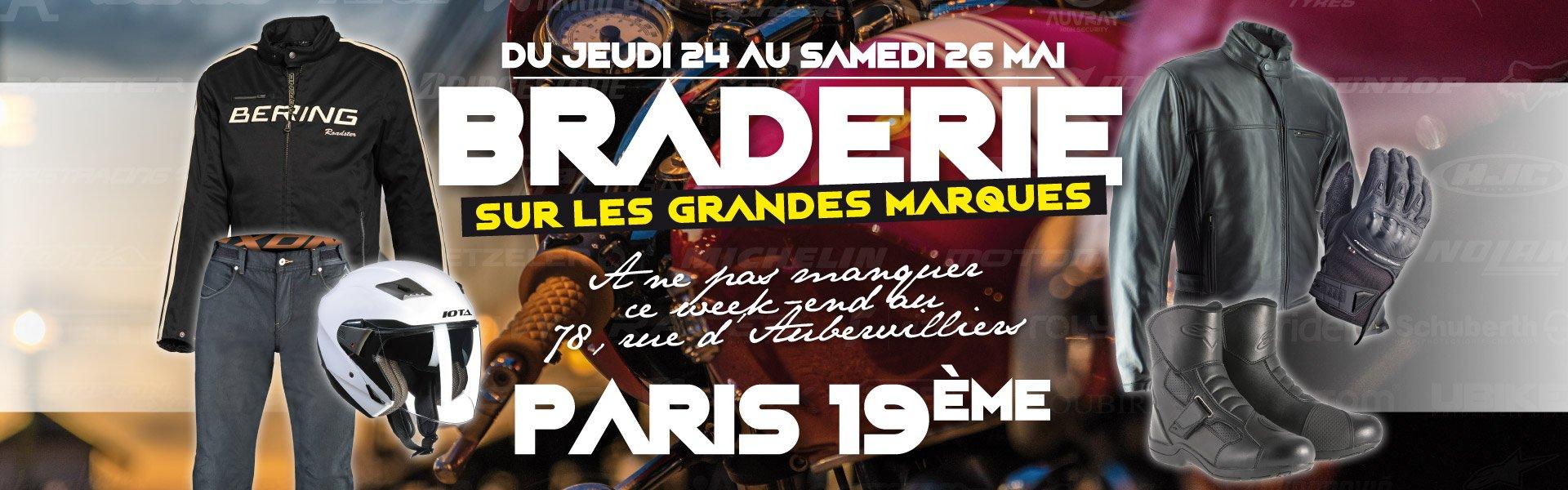 Braderie Cardy Paris 2018