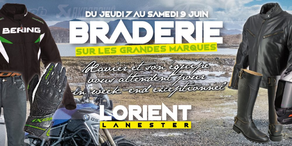 Braderie Cardy Lorient 2018
