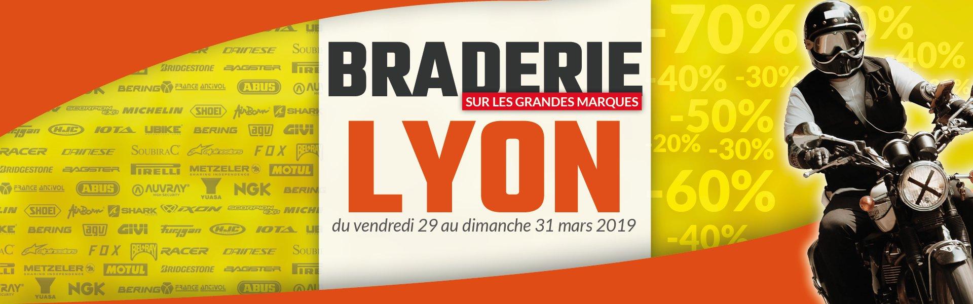 BRADERIE CARDY Lyon