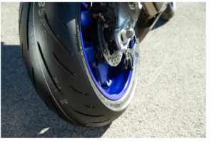 Bridgestone S22, Bridgestone ne fait aucun compromis avec son Battlax Hypersport S22