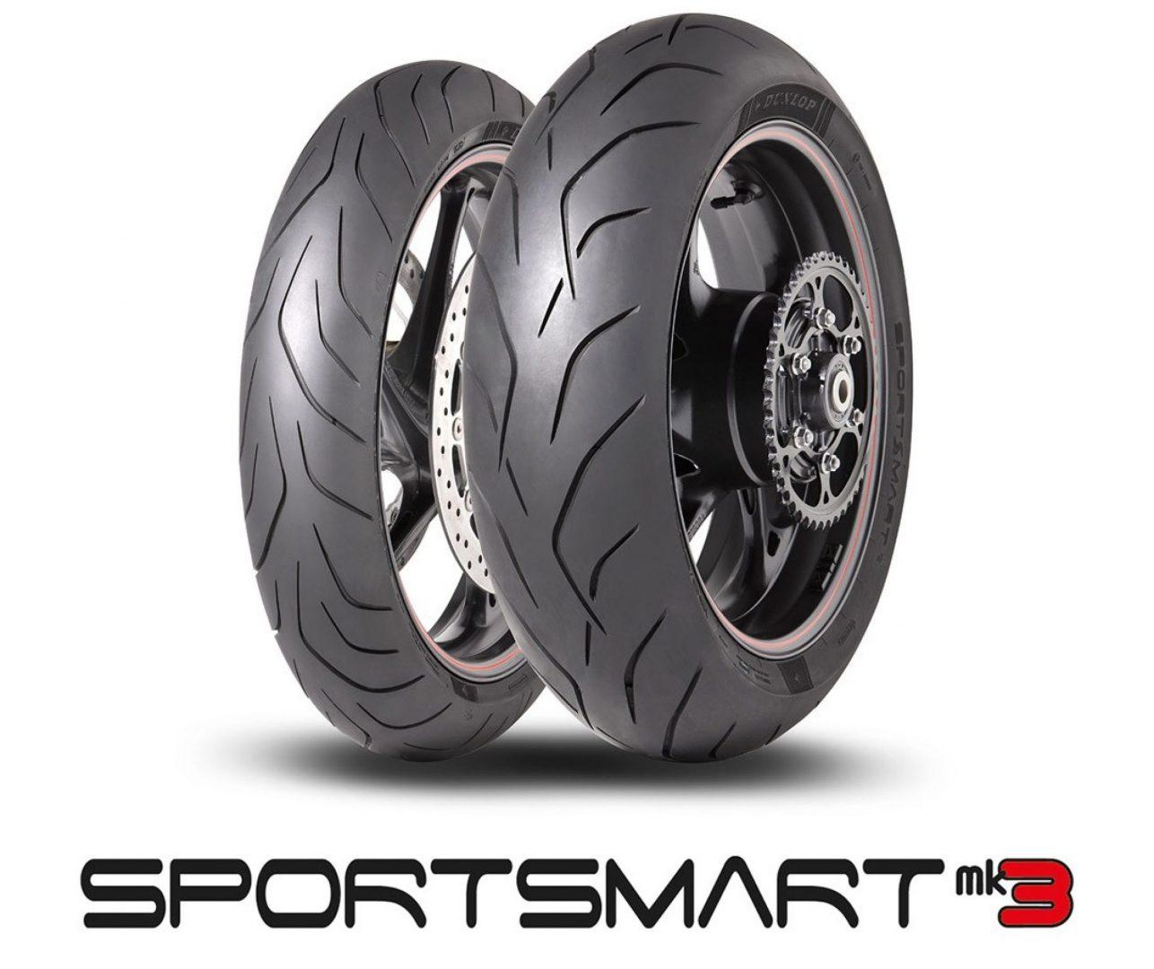 Dunlop SportSmart MK3 : le nouveau pneu hypersport