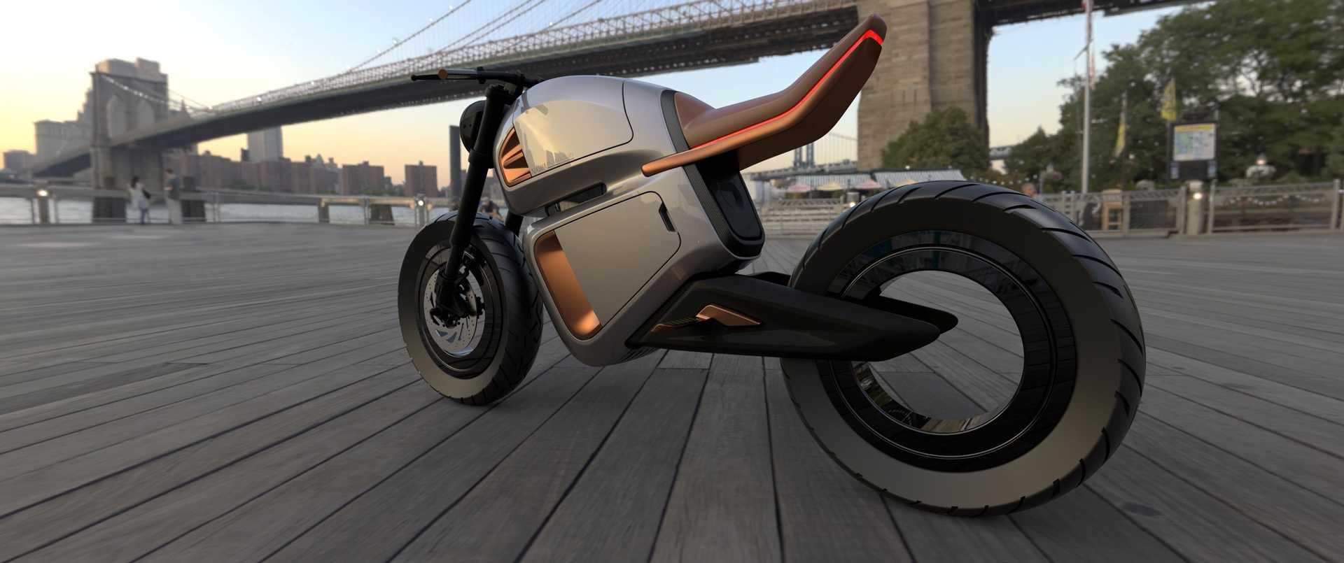 Moto électrique nouvelle génération : la Nawa Racer est équipée de supercondensateurs