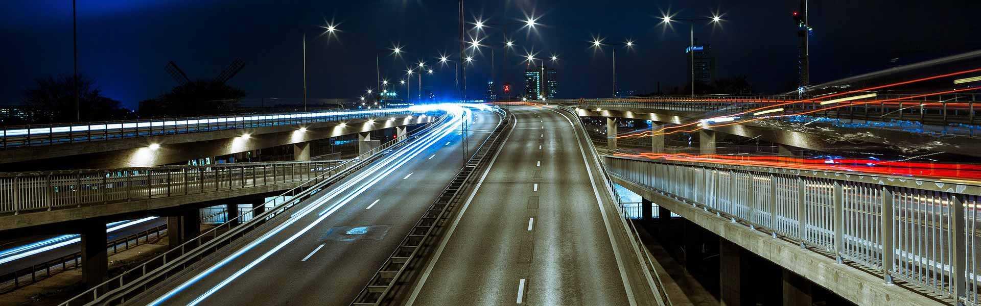 Abaissement de la vitesse sur autoroute