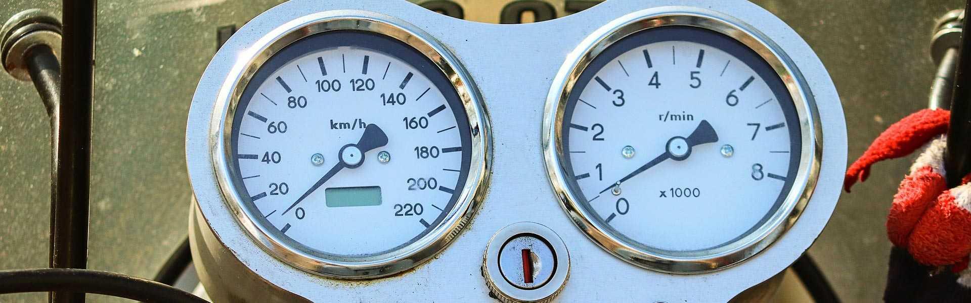 Les excès de vitesse explosent en juin