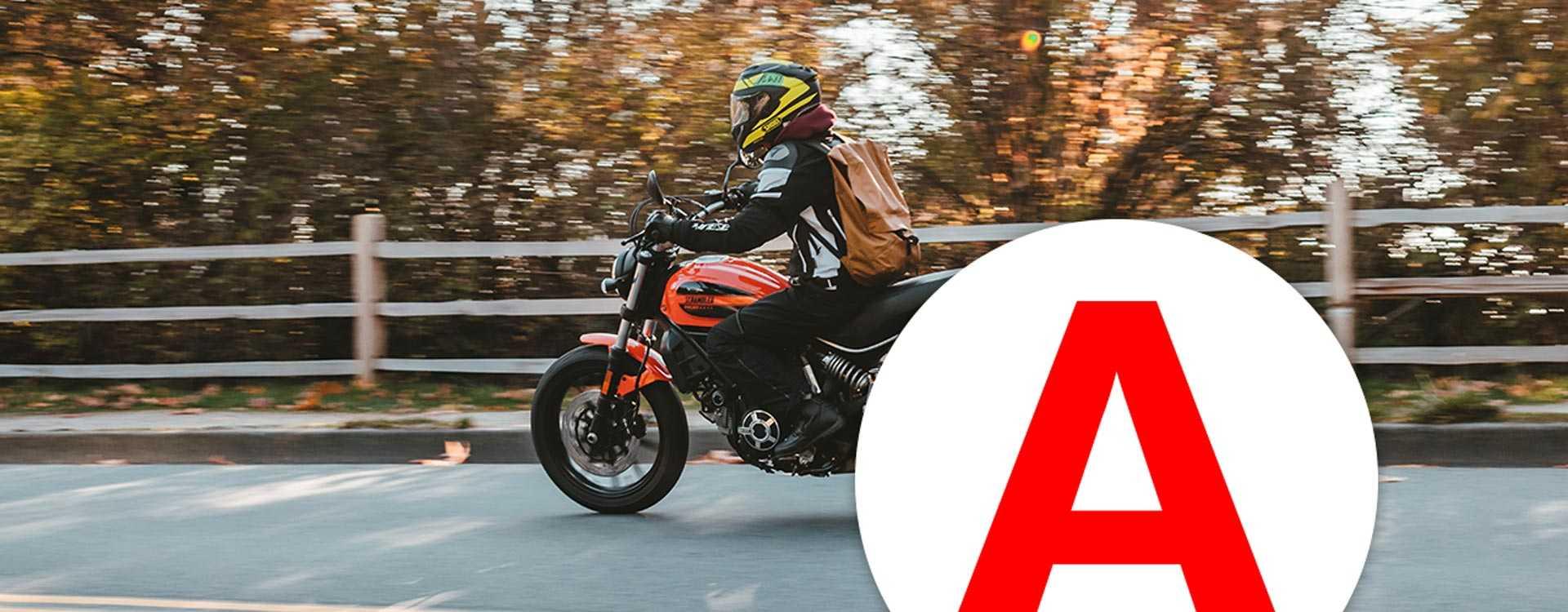 Permis moto à 1€ par jour