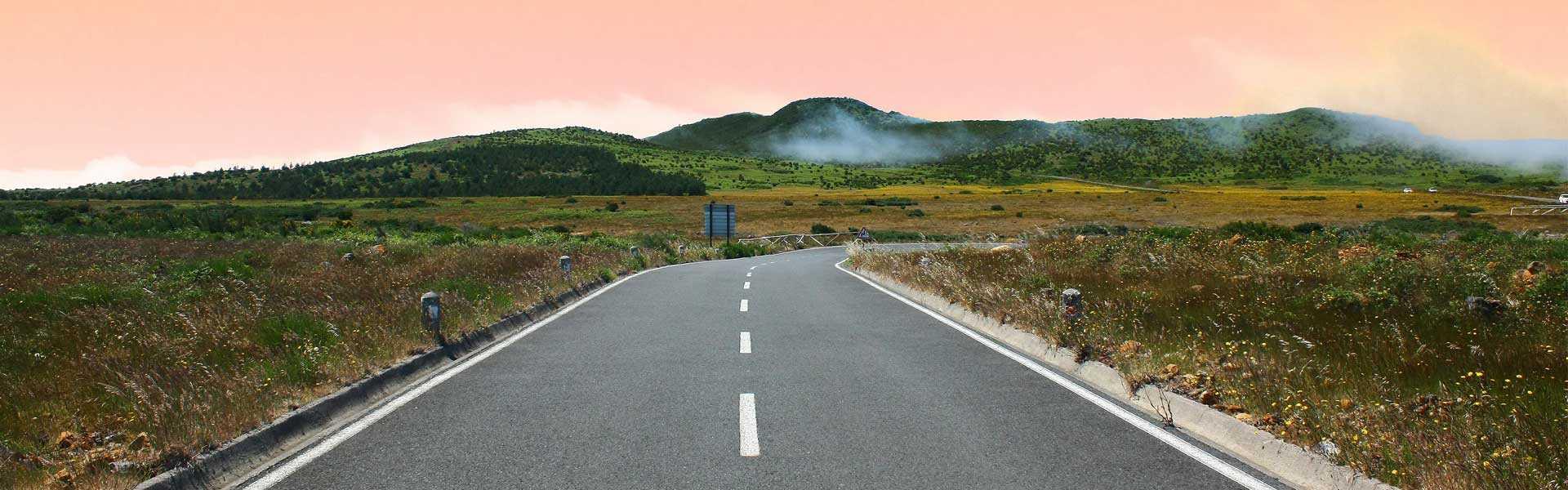 Des routes bientôt construites à partir de pneus recyclés