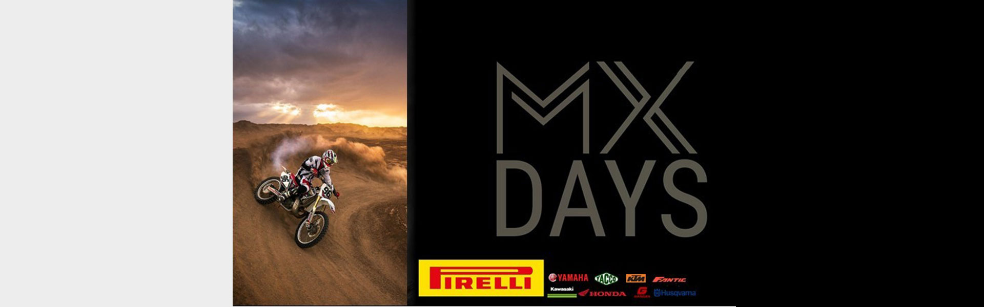 Journée Pirelli MX Days 2021