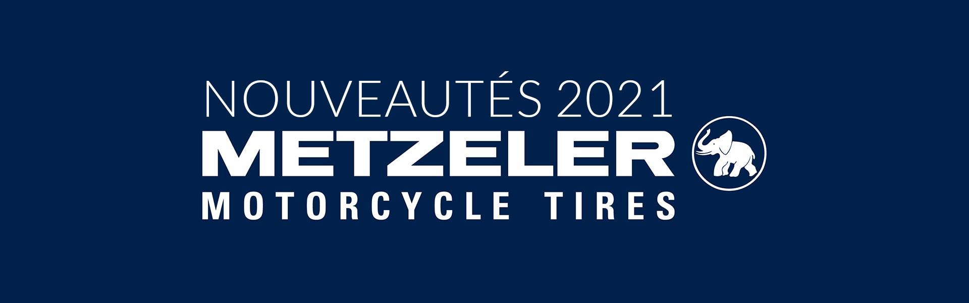 Nouveautés Metzeler 2021, d'importantes innovations technologiques
