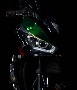 Rouler en moto l'hiver, utilisez judicieusement vos phares et vos feux de croisement pour une visibilité optimale