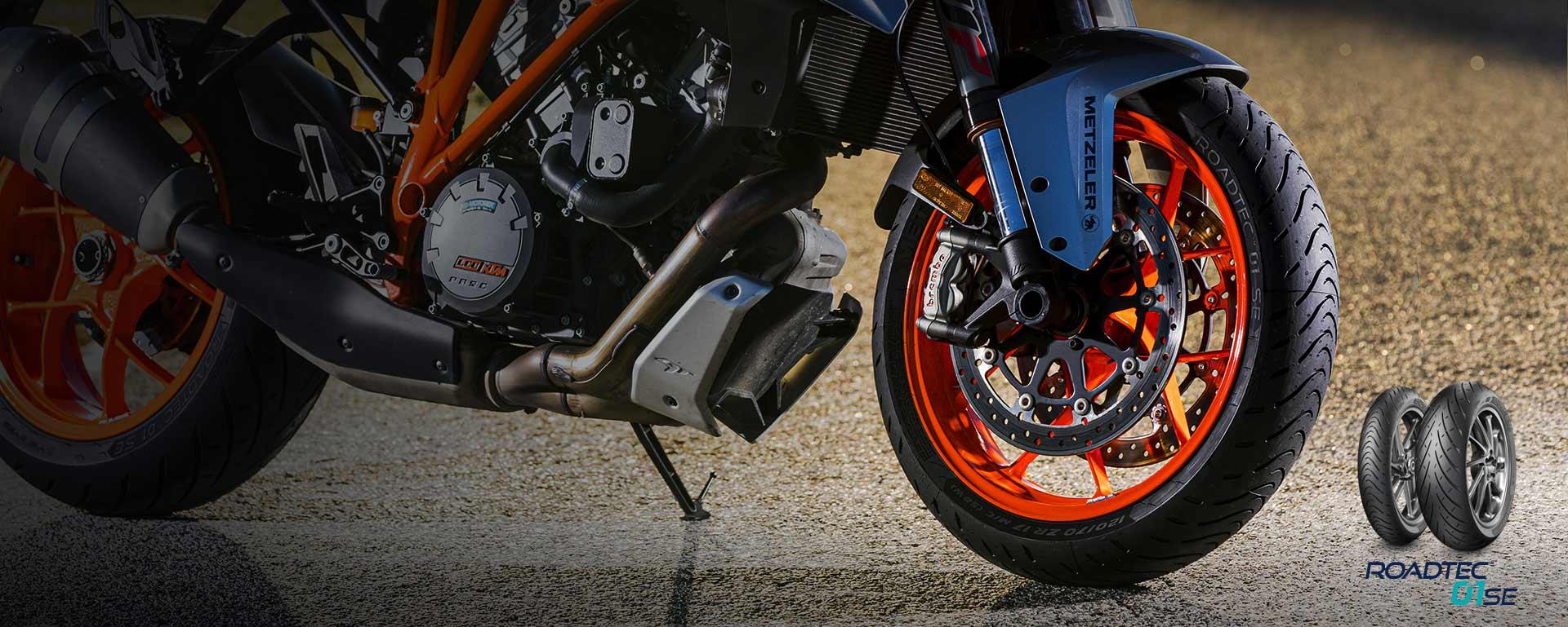 Metzeler Roadtec 01 SE déclaré vainqueur des tests par le magazine Motorrad
