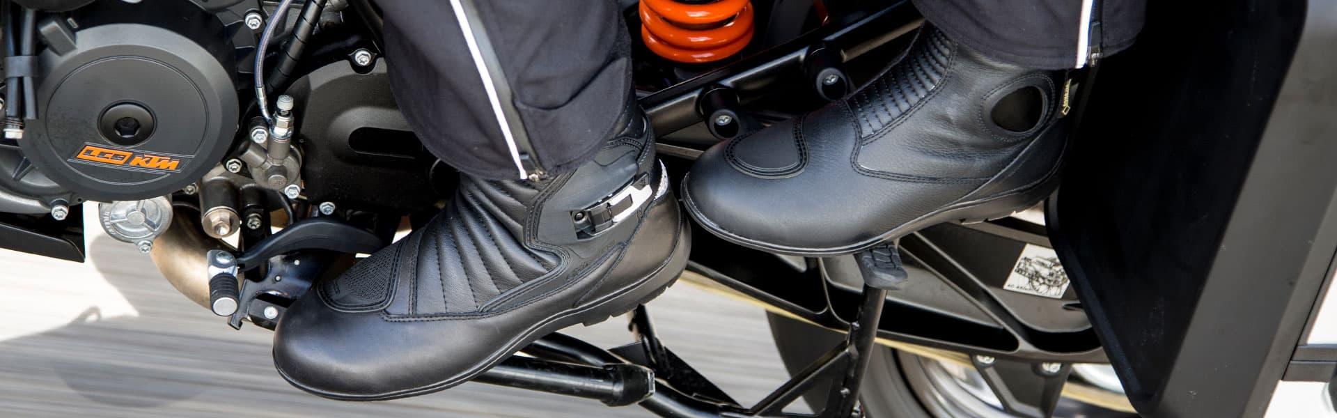 Comment choisir ses bottes moto ?