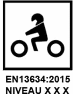 Norme EPI bottes moto homologuées CE EN 13634