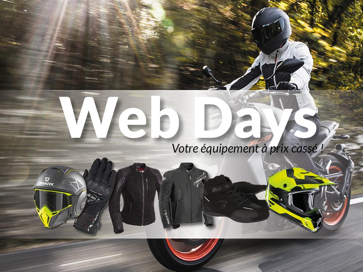 Web Days Cardy : votre équipement à prix cassé jusqu'au 11 avril 2021