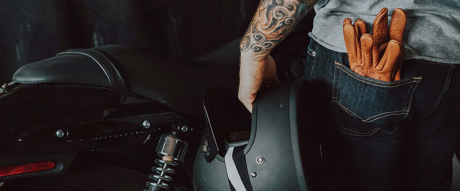 Équipements moto obligatoires