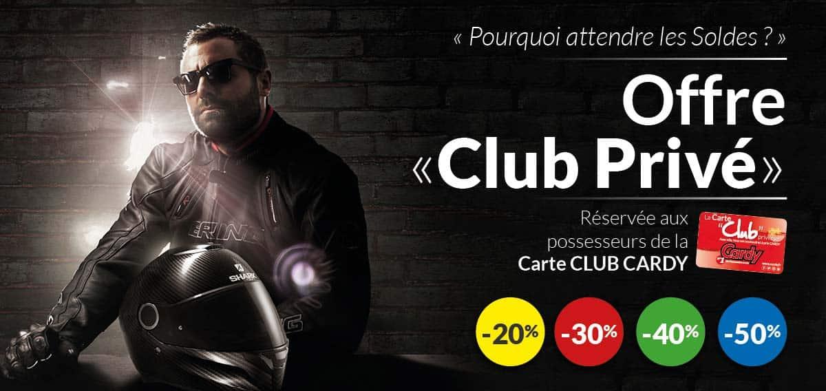 offre club privé
