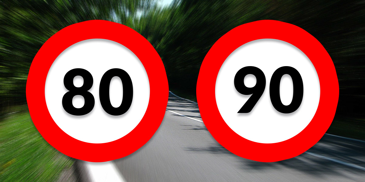 80 ou 90 km/h sur les départementales ? Les conducteurs dans le flou...