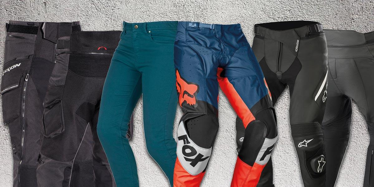 Quel pantalon moto choisir ?