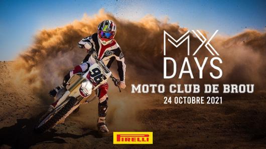 Pirelli MXDAYS 2021 : deuxième édition