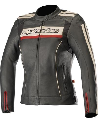 Femme Alpinestars Moto Cuir Moto Alpinestars Alpinestars Cuir Blouson Blouson Femme Blouson Cuir Moto aOwqAx