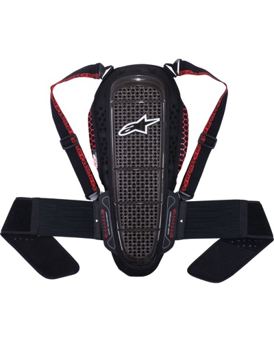 ALPINESTARS Nucleon KR-1 Noir-Rouge