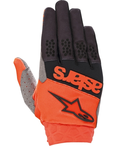 ALPINESTARS  Racefend noir-orange