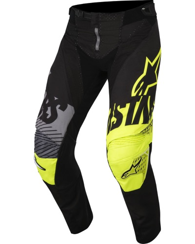 ALPINESTARS Racer Screamer youth noir-jaune