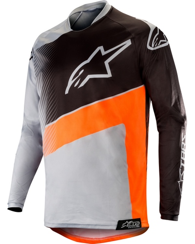 ALPINESTARS  Racer Supermatic gris-orange