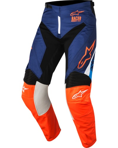 ALPINESTARS Racer Supermatic orange-bleu