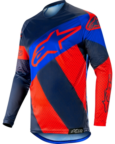ALPINESTARS  Racer Tech Atomic rouge-bleu