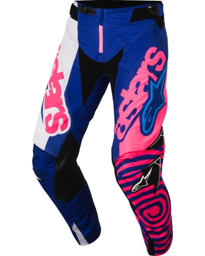 ALPINESTARS Racer Venom youth bleu-rose