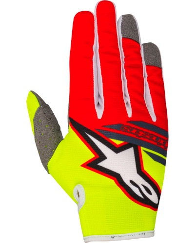 ALPINESTARS  Radar Flight JAUNE-ROUGE