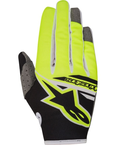 ALPINESTARS  Radar Flight NOIR-JAUNE FLUO