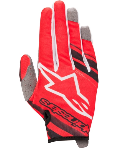 ALPINESTARS  Radar kid noir-rouge