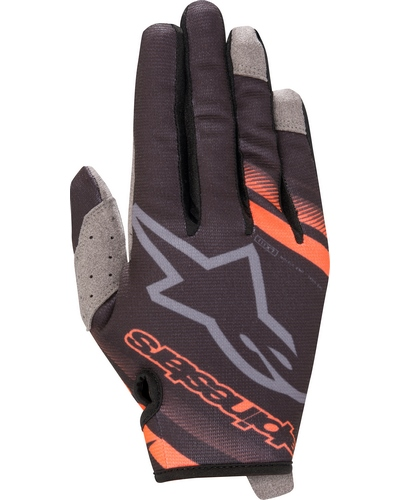 ALPINESTARS  Radar noir-orange