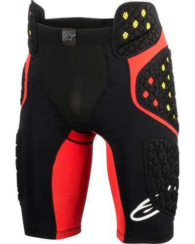 ALPINESTARS  Short Sequence Pro Noir-Rouge