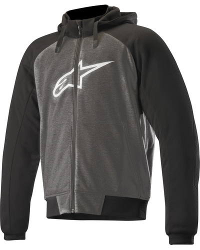 ALPINESTARS  SWEAT Chrome Sport noir-anthracite-blanc