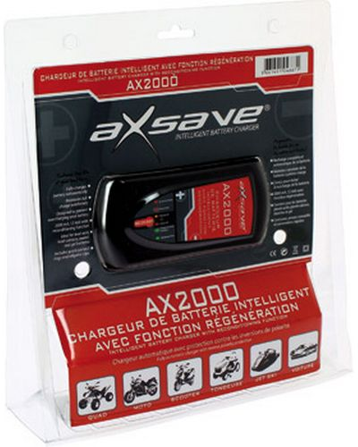 AXSAVE CHARGEUR AX2000