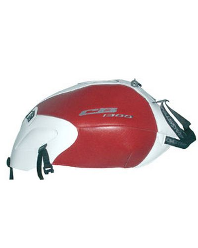BAGSTER  Honda CB 1300 S/Big One 2003-11 blanc-rouge