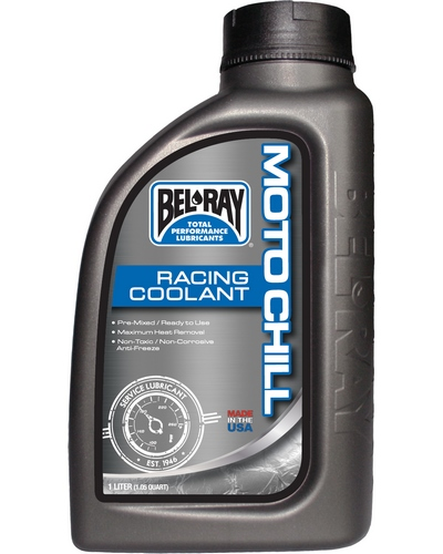 BEL-RAY Moto Chill Racing Coolant 1 litre